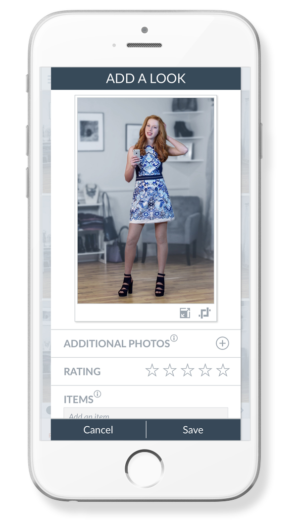 Best Outfit Planner App: Add a Look
