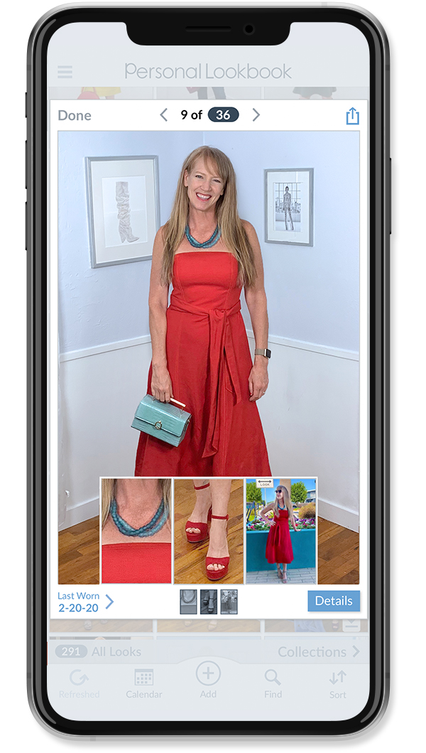 Best Outfit Planner App: Closeup - Additional Photos